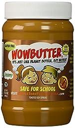 Wowbutter Creamy Butter 17.6oz