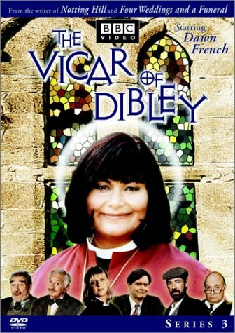 Vicar of Dibley: Complete Series 3 [DVD] [1994]