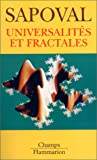 Universalits et fractales