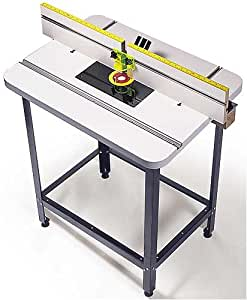 Mlcs Woodworking Router Table Top And Fence With Phenolic