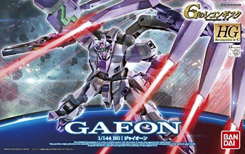 HG 1/144 ジャイオーン (Gのレコンギスタ)
