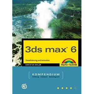 eBook Cover für  3ds max 6 Kompendium Visualisierung und Animation