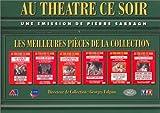 echange, troc Coffret Le Meilleur du Théâtre 6 DVD : La Perruche et le poulet / Adieu Berthe / Le Noir te va si bien / Un fil à la patte /