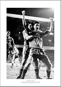 Liverpool Fc Legends - Ian Rush Peter Beardsley Photo Memorabilia