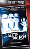 echange, troc La Secte sans nom [VHS]