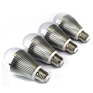 Mi-Light-Expansion-Pack-4-x-LED-E27-9W-16-millions-de-couleurs-chaudes-ampoules-blanches-pour-Mi-Light-peut-tre-obscurci-Wi-Fi-24Ghz-RF--distance-Android-et-iPhone-Control-System-Classe-nergtique-A-Cl