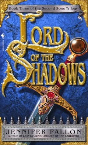 Image for Lord of the Shadows (The Second Sons Trilogy, Book 3)