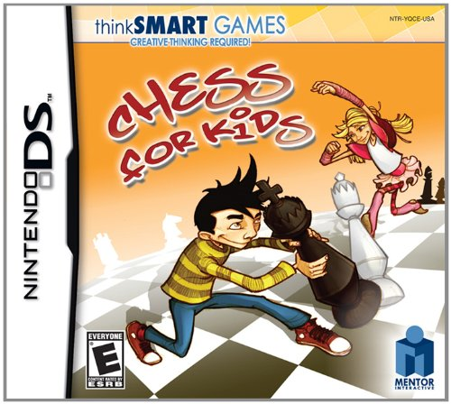 thinkSMART Chess for Kids - Nintendo DS - 1