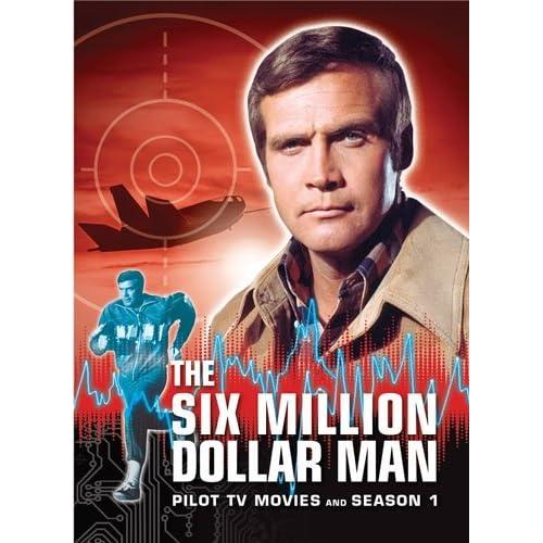 SIX MILLION DOLLAR MAN!! MSTEKXXII!! WHO!! L WORD