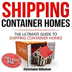 Shipping Container Homes Audiobook