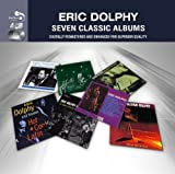 Eric Dolphy 7 Classic Albums Box set, Import Edition by Dolphy, Eric (2012) Audio CD