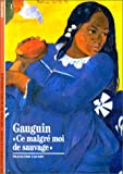 Decouverte Gallimard: Gauguin (Peinture) (French Edition) (2070530701) by Cachin, Francoise