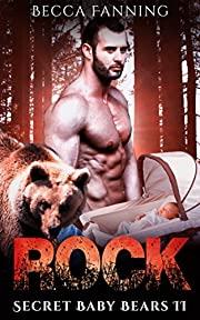 Rock (BBW Secret Baby Bear Shifter Romance) (Secret Baby Bears Book 2)