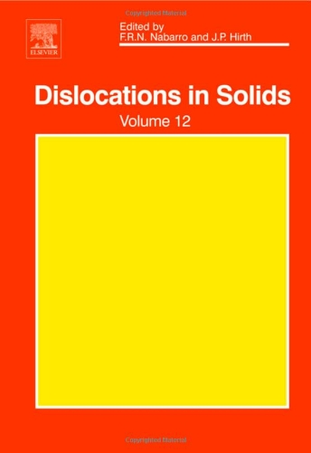 Dislocations In Solids, Volume 12