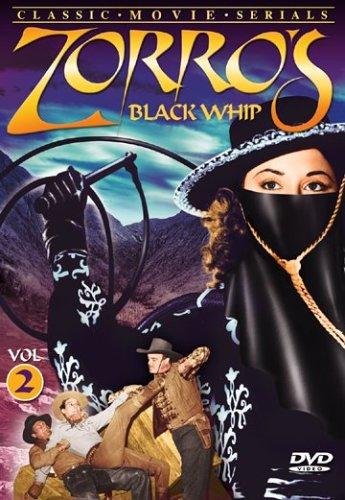 Zorro's Black Whip, Vol. 2