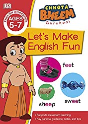 Chota Bheem Gurukool - Lets Make English Fun (5-7 years)