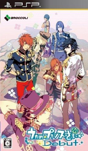 【torrent】【PSP】うたの☆プリンスさまっ♪Debut[zip]