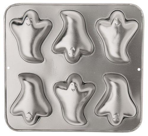 Wilton Mini Ghost Pan - Buy Wilton Mini Ghost Pan - Purchase Wilton Mini Ghost Pan (Wilton, Home & Garden, Categories, Kitchen & Dining, Cookware & Baking, Baking, Cake Pans, Seasonal & Novelty Cake Pans)