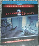 Paranormal Activity 2 - Limited Steelbook Edition (Extended Cut & Theatrical Cut)