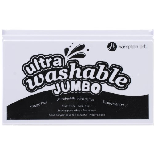 hampton-art-black-jumbo-washable-ink-pad