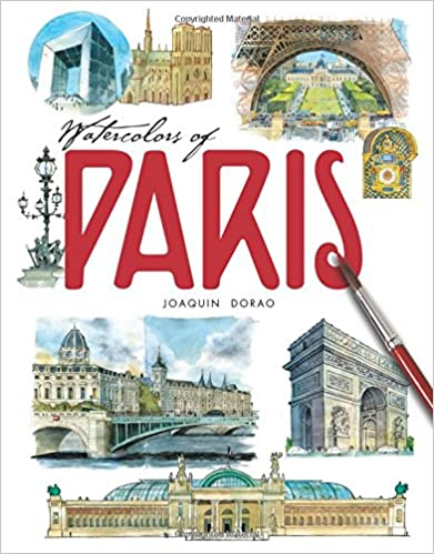 Watercolors of Paris