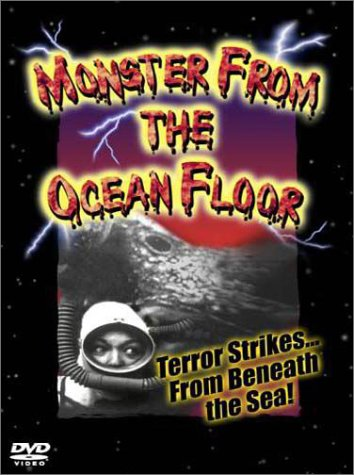 Monster from the Ocean Floor (Monster Shark Dvd compare prices)
