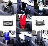 Ablagefach Ablagenetz Handyhalter Smartphone Ablage Getränkehalter Brillenhalter Etui Stauraum Haltenetz