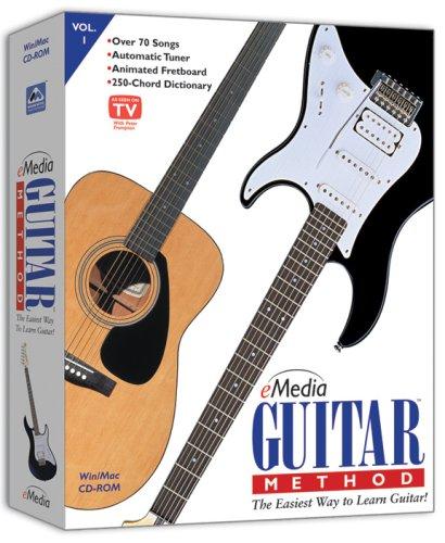 eMedia Guitar Method V3.0 [Old Version]