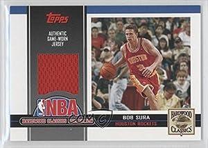 Bob Sura Houston Rockets (Basketball Card) 2005-06 Topps Target NBA Hardwood Classics... by Topps