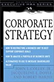 Corporate Strategy (0071372652) by John L. Colley