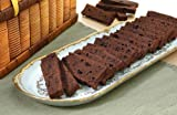 Chocolate Biscotti 5.oz Sugar Free From Lilly's Home Style Bake Shop Fresh Daily .50
