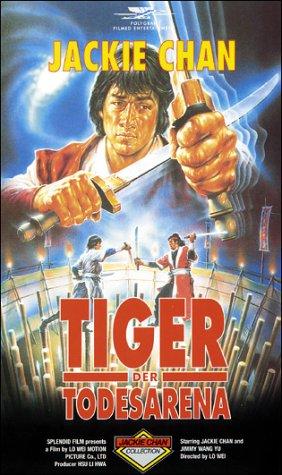 Jackie Chan - Tiger der Todesarena [VHS]