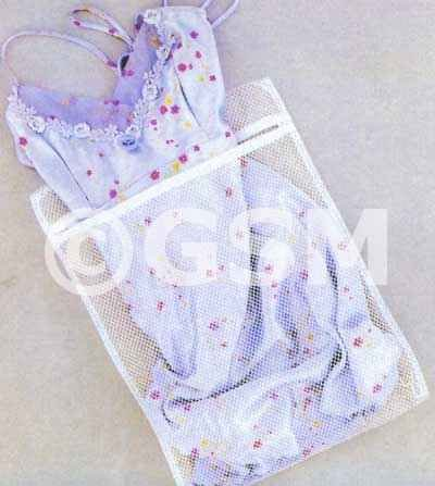 Innovative Home Creations 1600 Mesh Lingerie- Sock Bag 14 INCH x 18 INCH