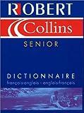 """Afficher """"Dictionnaire français-anglais anglais-français (Senior) = French-English english-french dictionary (Unabridged)"""""""