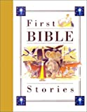 Book cover image for First Bible Stories