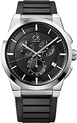 Calvin Klein Dart Collection Chronograph Mens Watch K2S371D1