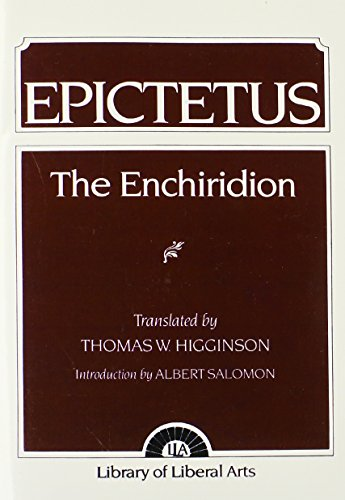 The Enchiridion (The Library of Liberal Arts, 8) PDF