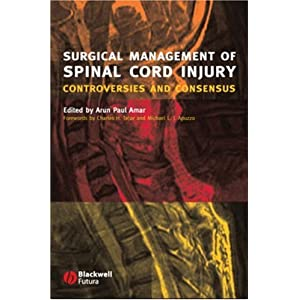 Surgical Management of Spinal Cord Injury PDF by Arun Paul Amar