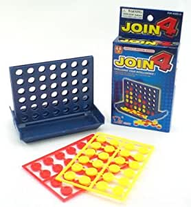 Four In A Row Tic Tac Toe Game [Toy]