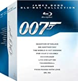 James Bond 10-Pack [Blu-ray]