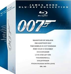 James Bond 10-Pack [Blu-ray]