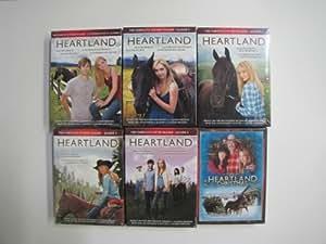 Heartland Complete Seasons 1-5 and A Heartland Christmas