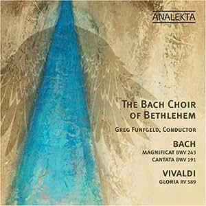 Magnificat Bwv 243: Cantata Bwv 191 / Gloria