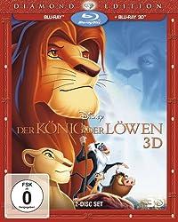 Der König der Löwen - Diamond Edition (+ Blu-ray 3D) [Blu-ray]