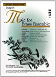 img - for Music Minus One Trumpet: Music for Brass Ensemble (Sheet Music & CD) book / textbook / text book