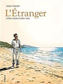 L'Etranger (BD)  par Jacques Ferrandez