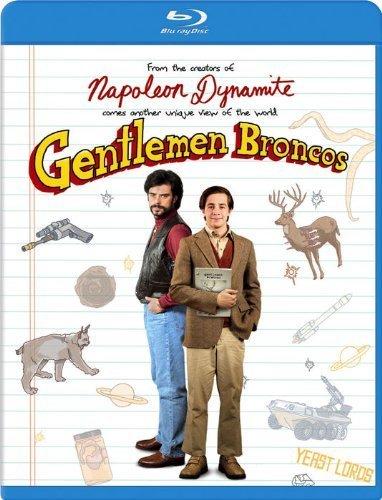 Gentlemen Broncos [Blu-ray] by Fox Searchlight