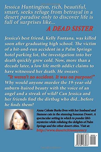 A Dead Sister: Volume 2 (Jessica Huntington Desert Cities Mystery)