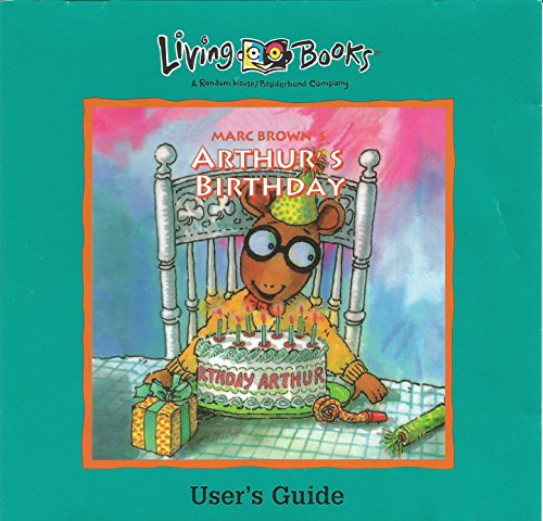Arthur's Birthday - Living Books - Random House Broderbund Co. - 1