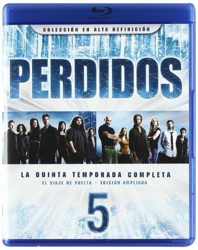 Perdidos - Temporada 5 [Blu-ray]